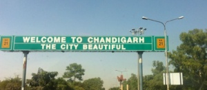 Welcome to Chandigarh - City Beautiful